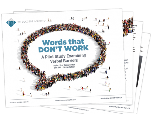 Words That Don't Work: A Pilot Study Examining Verbal Barriers