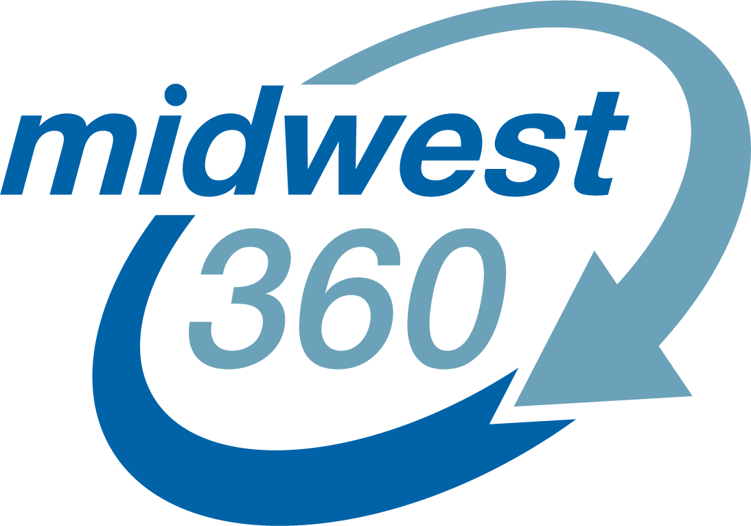 Midwest360 logo