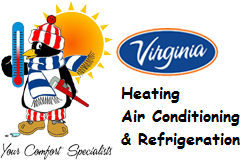 Virginia Heating Air Conditioning and Refrigeration- Charlottesville