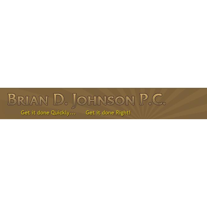 Brian D Johnson PC