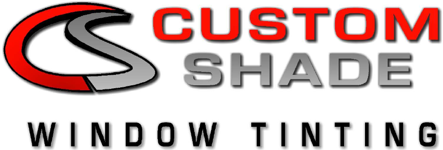 Custom Shade Window Tinting & Glass Graphics