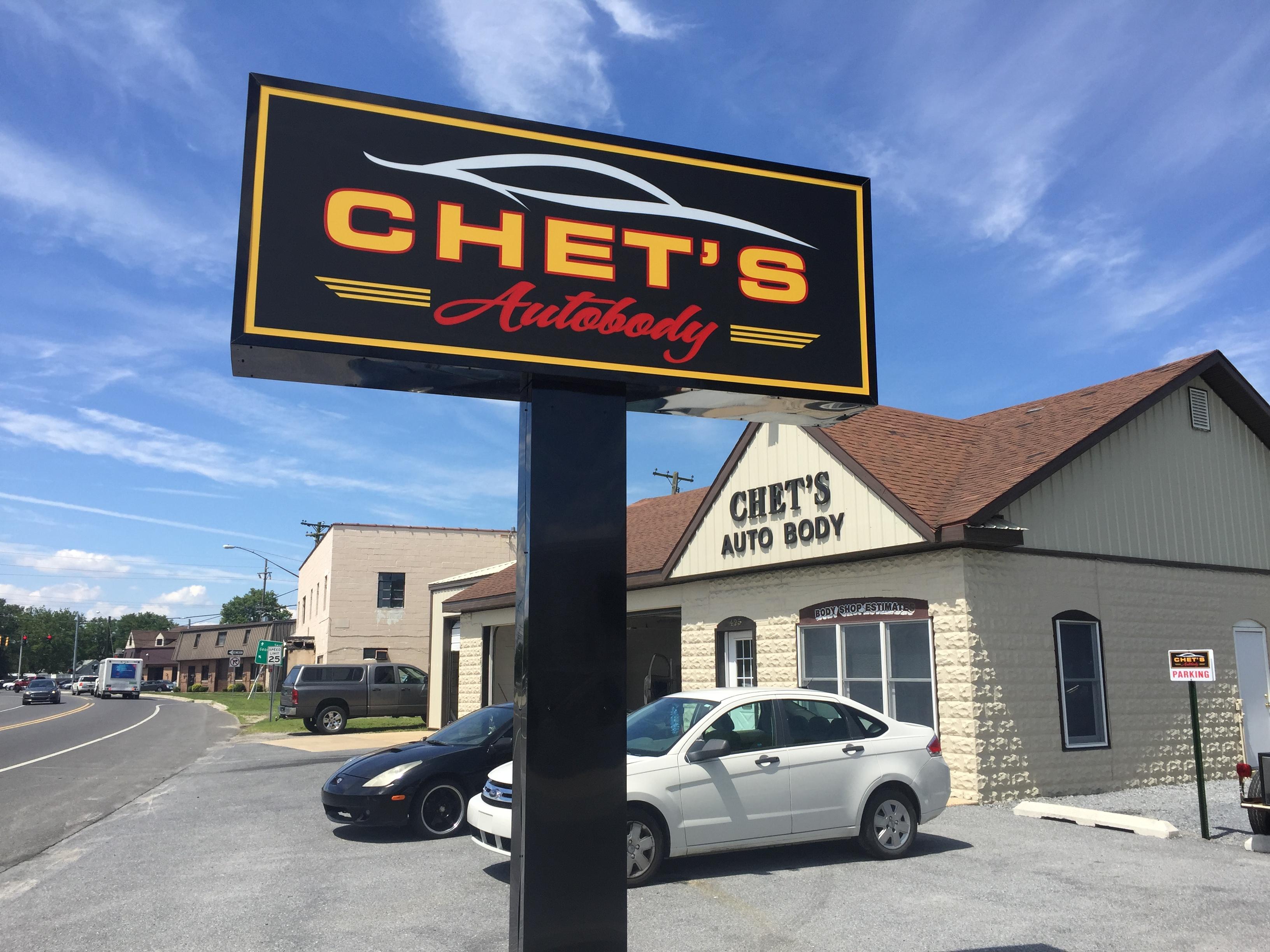 Chet's Auto Body