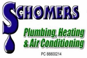 Schomers Plumbing Heating & Air Conditioning