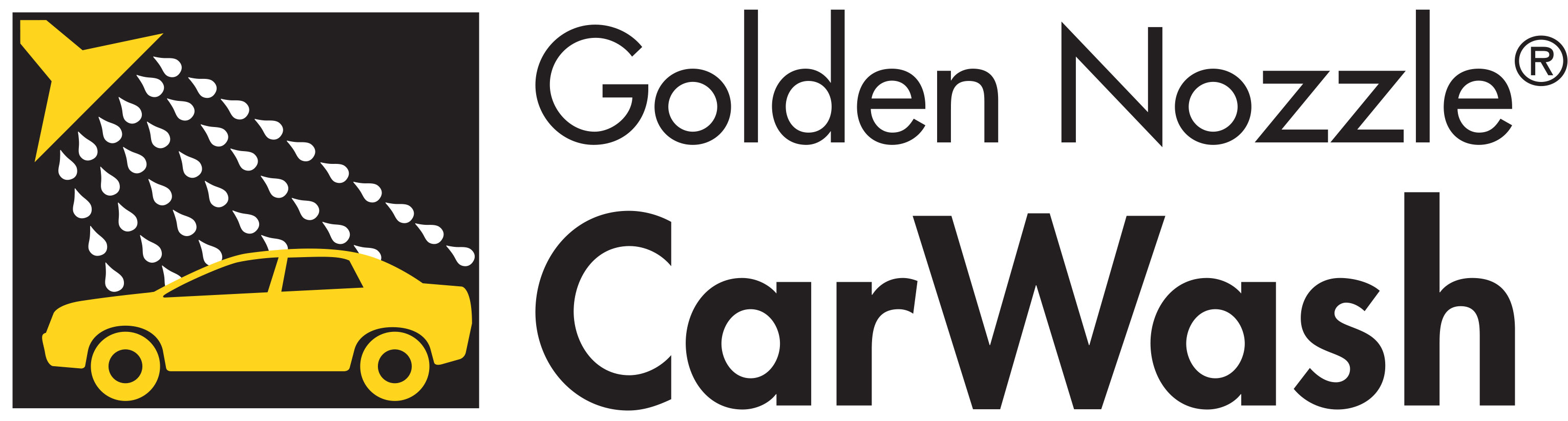 Golden Nozzle Car Wash