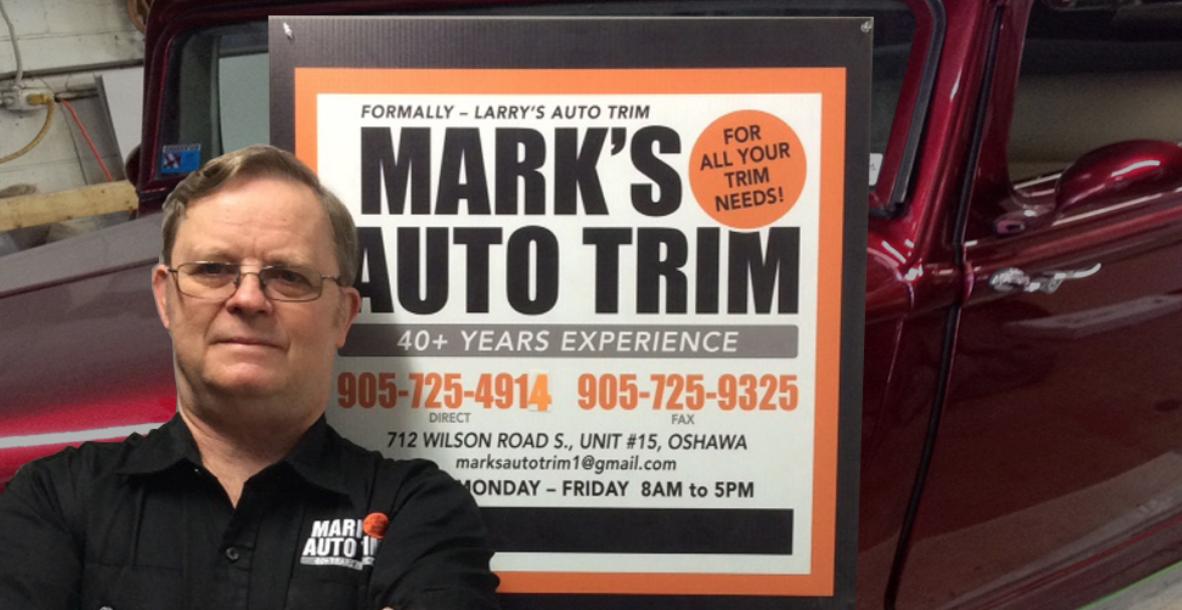 Mark's Auto Trim