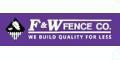 F & W Fence Company Inc.