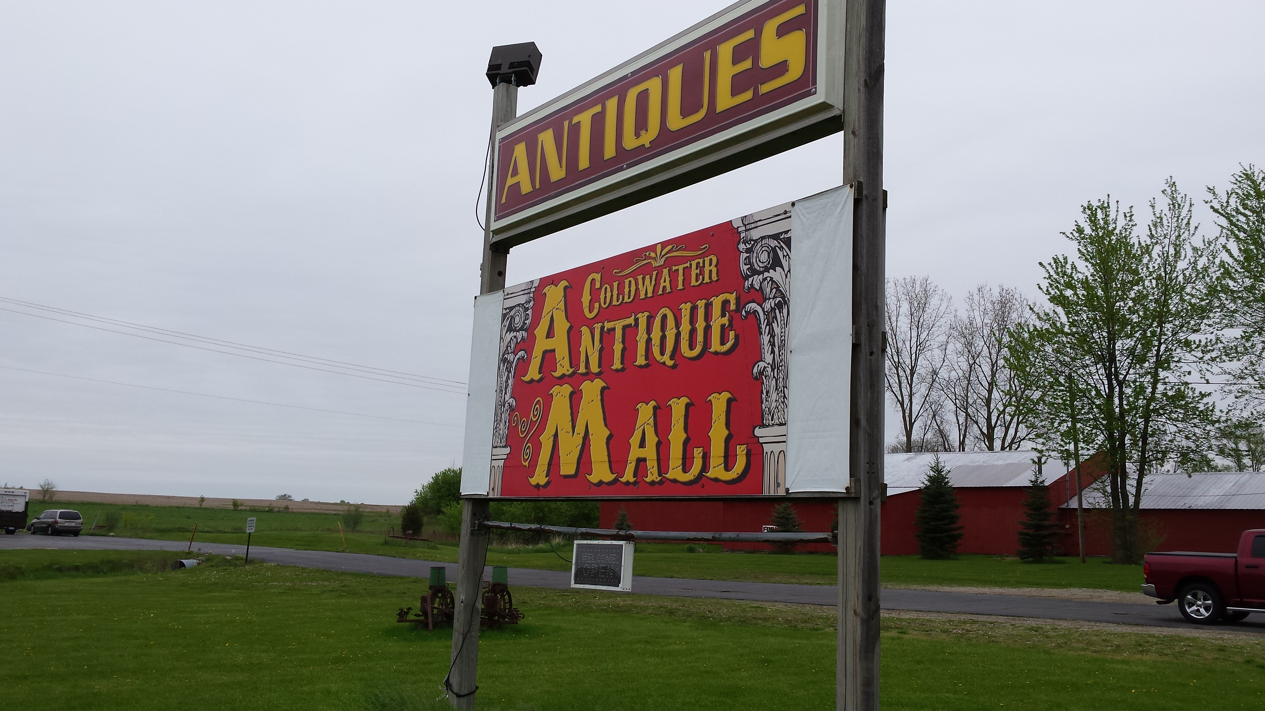 Coldwater Antique Mall LLC