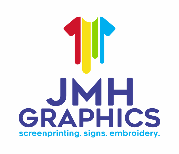 JMH Graphics - Screenprinting Embroidery & Signs