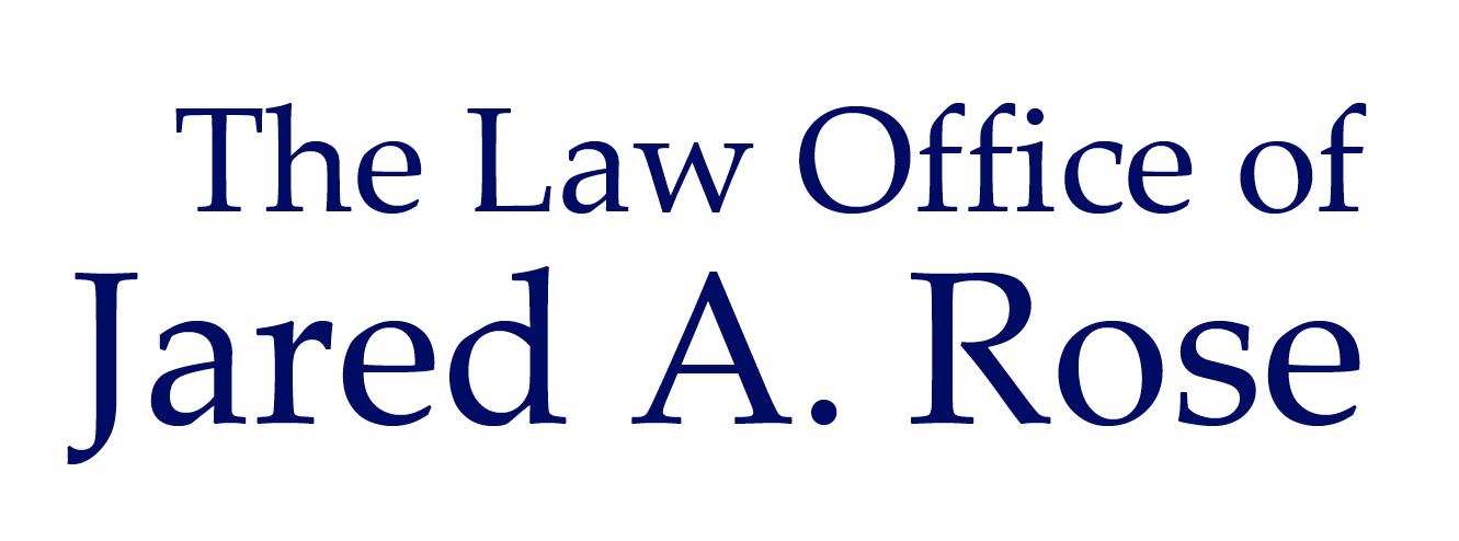 The Law Office of Jared A. Rose