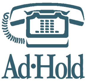 Ad-Hold On-Hold Telephone Messages