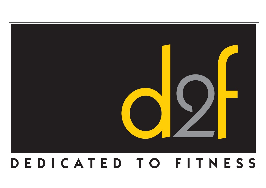 Dedicated To Fitness d2f