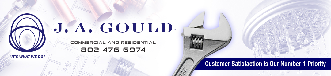 J A Gould Plumbing & Heating Inc