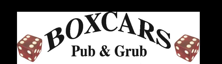 BOXCARS Pub & Grub