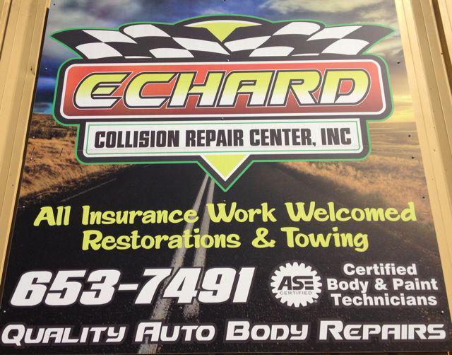 Echard Collision Repair