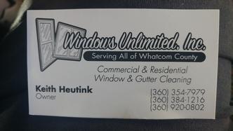 Windows Unlimited Inc.
