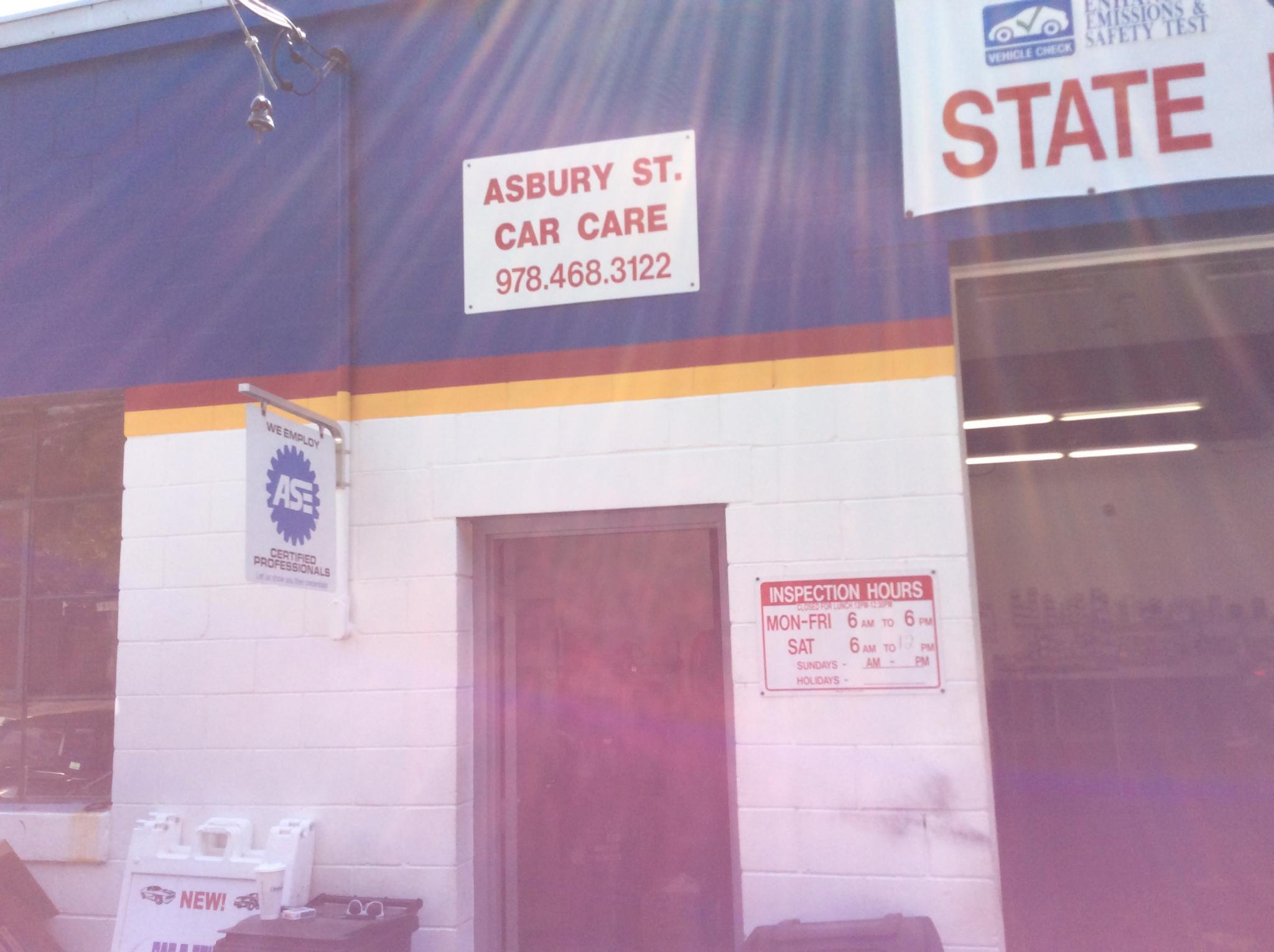 Asbury Street Car Care
