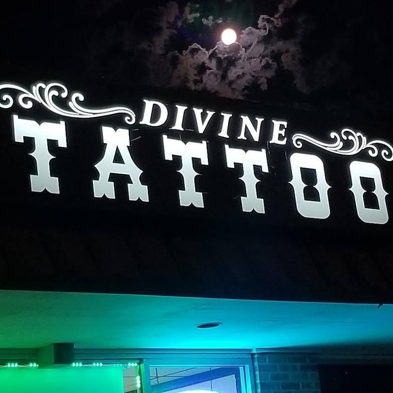 Divine Tattoo Parlor
