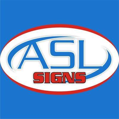 ASL Sign Sales and Service