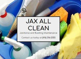 Jax All Clean Janitorial & Building Maintenance