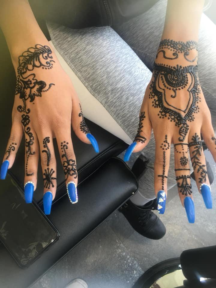 Eva Eyebrow Threading Lashes & Henna Tattoo