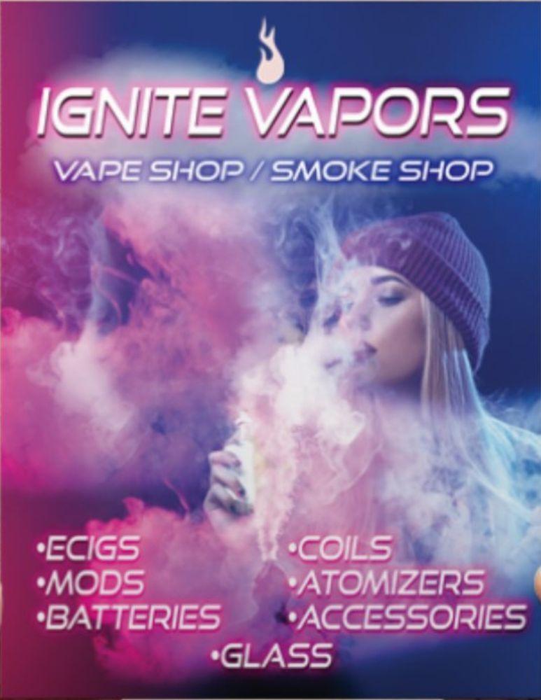 Ignite Vapors Smoke Shop