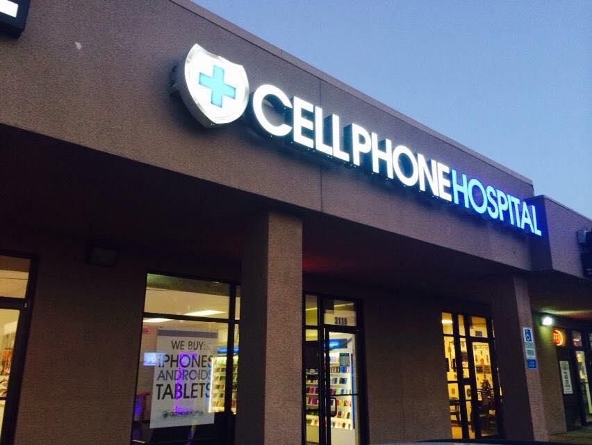 Image 4   Cell Phone Hospital East Tulsa
