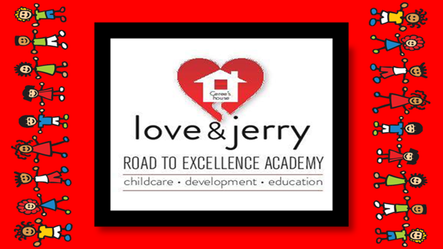 Love and Jerry Road to Excellence Academy