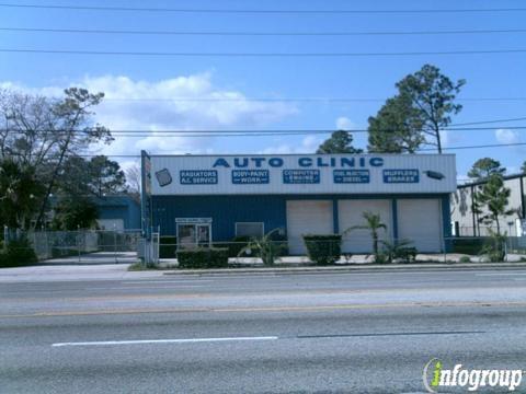 Auto Clinic Auto Repair LLC
