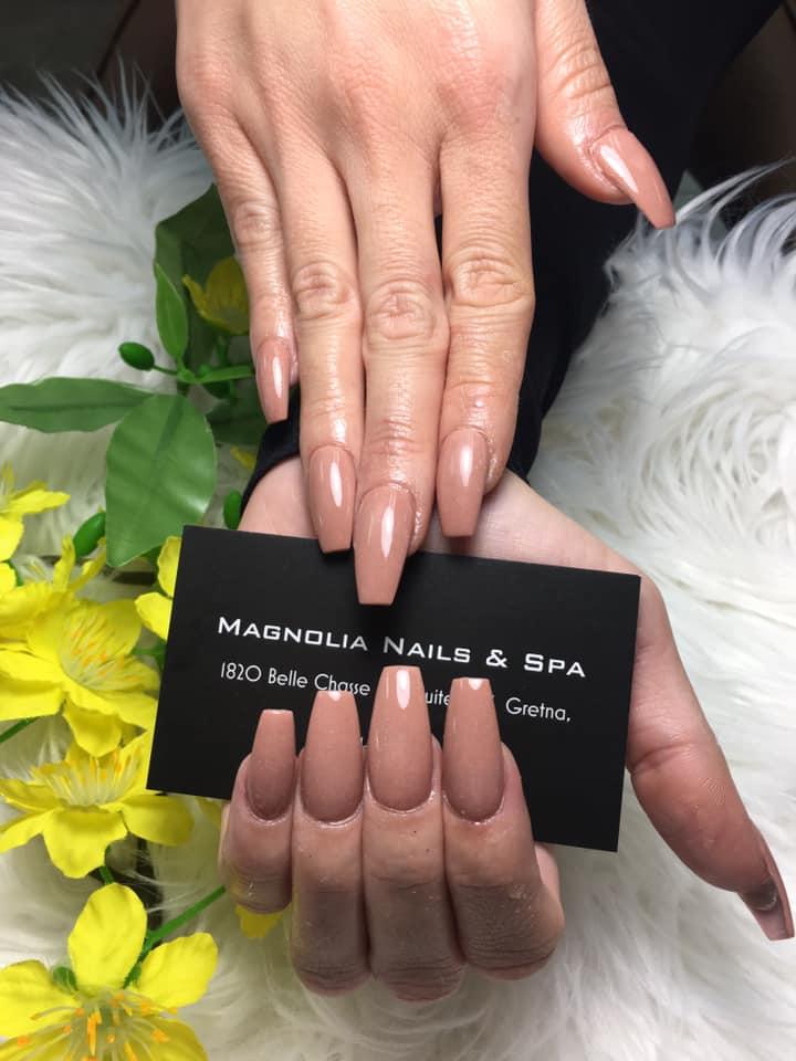 Magnolia Nails & Spa