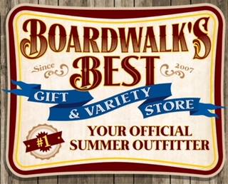 Boardwalk's Best Gift and Variety Store