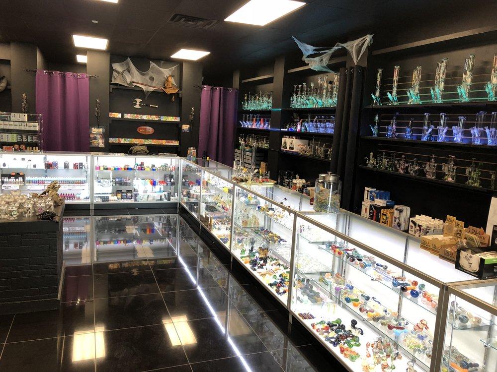 Wizard Hat Smoke Shop