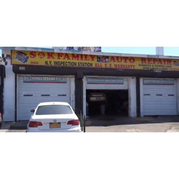 S & K Family Auto