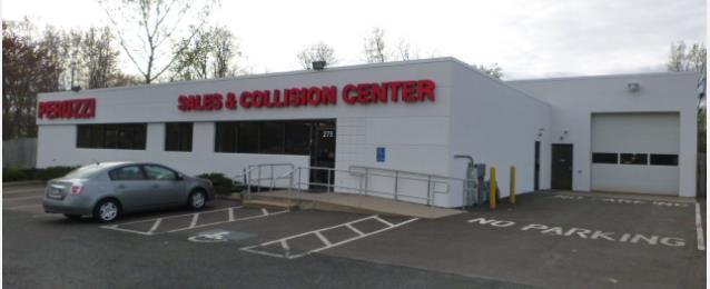 Peruzzi Collision Center