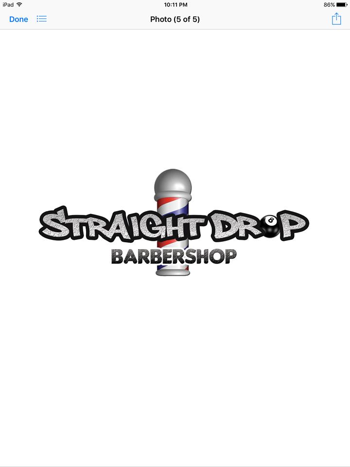 Straight Drop Barber Shop