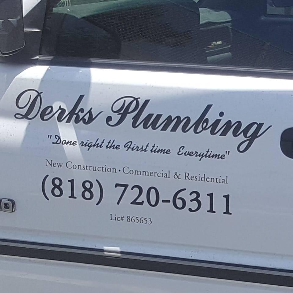 Derks Plumbing