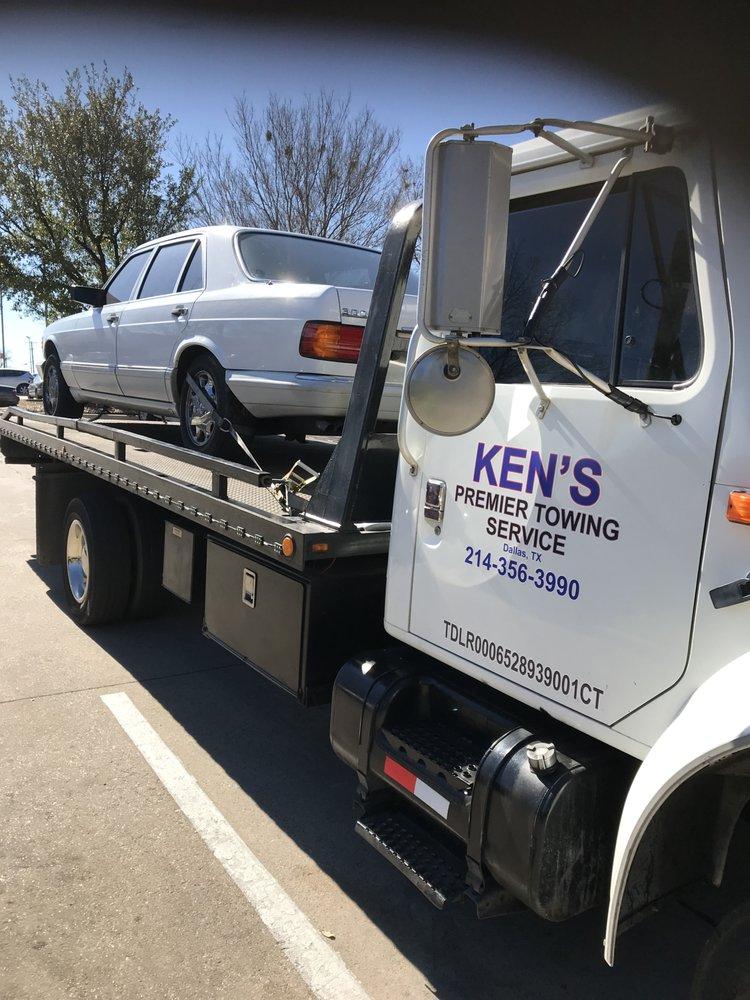 Ken's Premier Towing