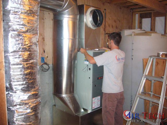 Air Tech Heating & Air Sacramento
