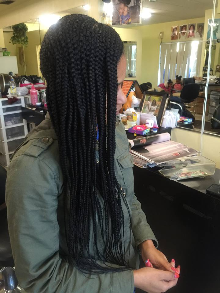 African Hair Braiding By FIFI