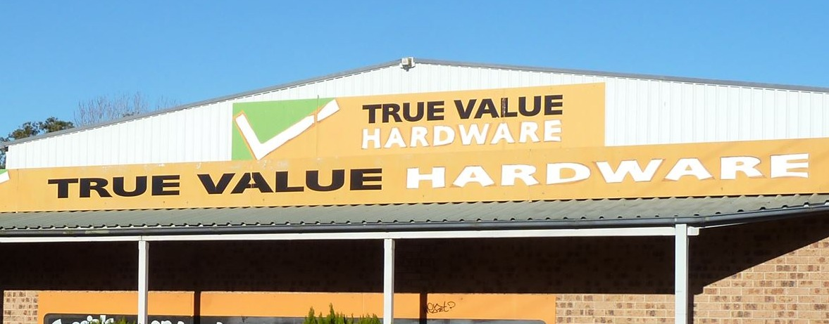 BOMADERRY - Do It Yourself True Value Hardware
