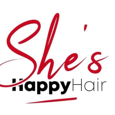 She's Happy Hair