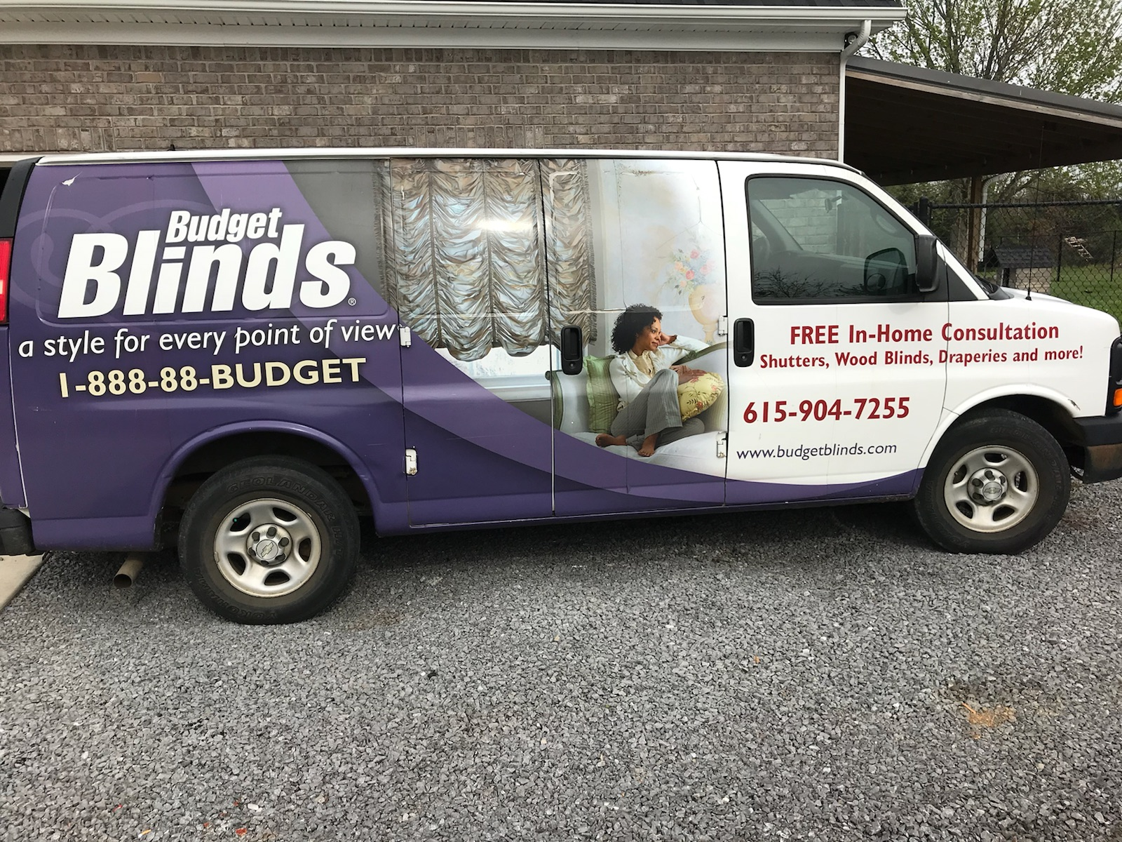 Budget Blinds of Shelbyville