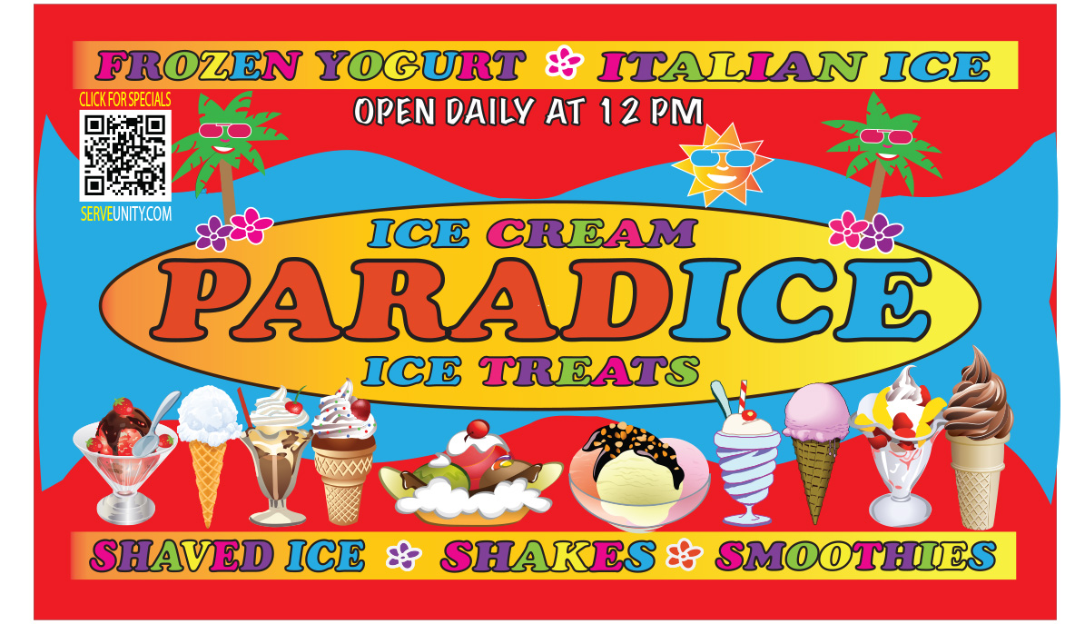 Paradice Homemade Ice Cream