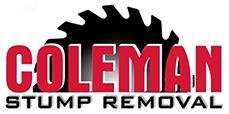 Coleman Stump Removal
