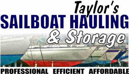 Taylor's Sailboat Hauling and Storage