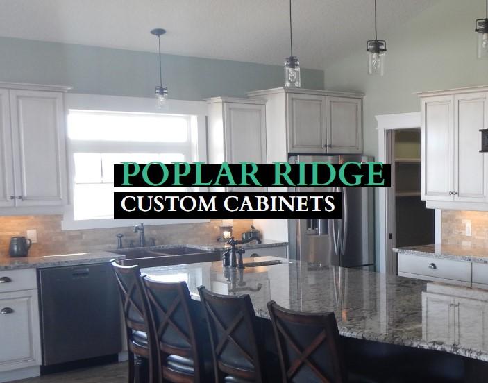 Poplar Ridge Custom Cabinets