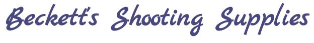 Beckett's Shooting Supplies