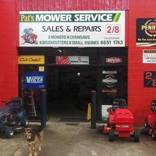 Pat's Mower Service