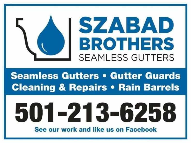 Szabad Brother's Seamless Gutters