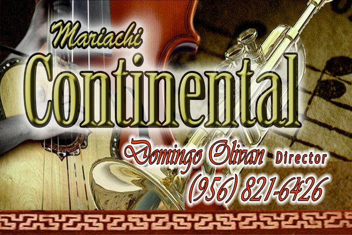 Mariachi Continental D. Olivan