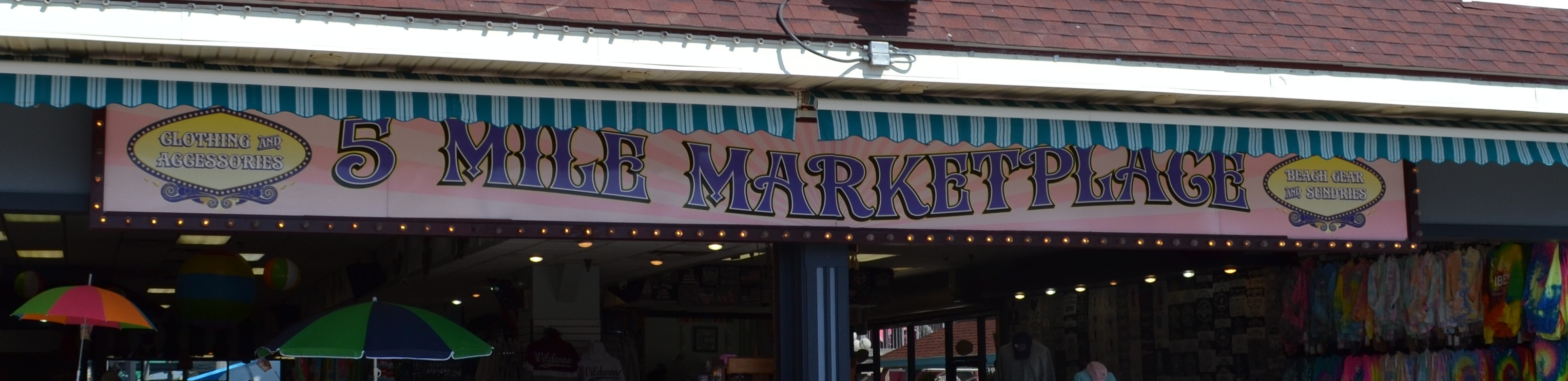 5 Mile Marketplace